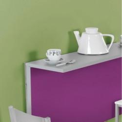 Mesa de cocina para pared plegable Paterna