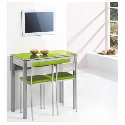 Mesa Cocina ala extensible trasera modelo Conil