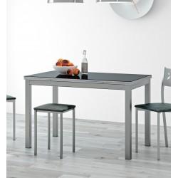 Mesa de cocina extensible alas 110x70 modelo Potes